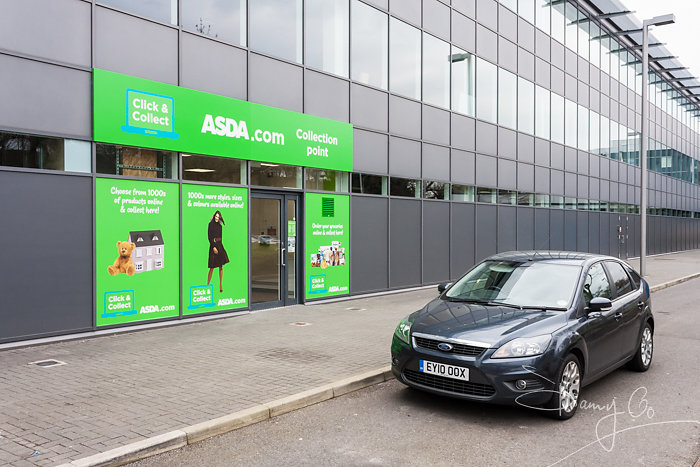 Asda Click and Collect