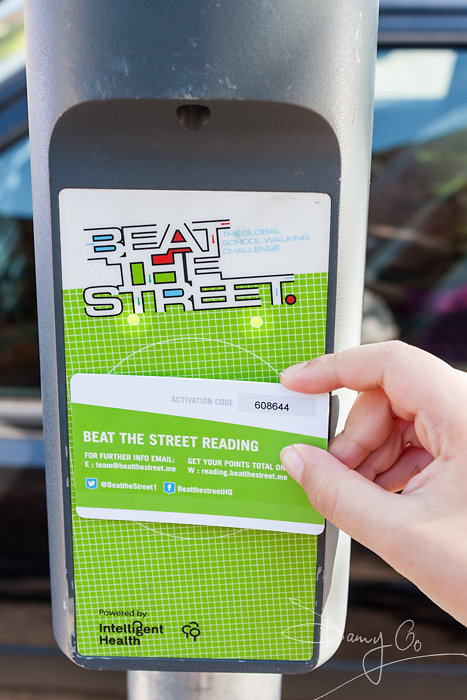 Beat the Street Walking Challenge