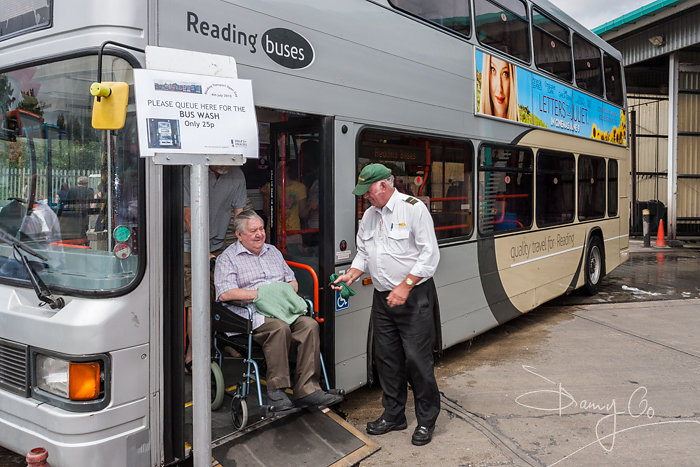 Bus Station Open Day