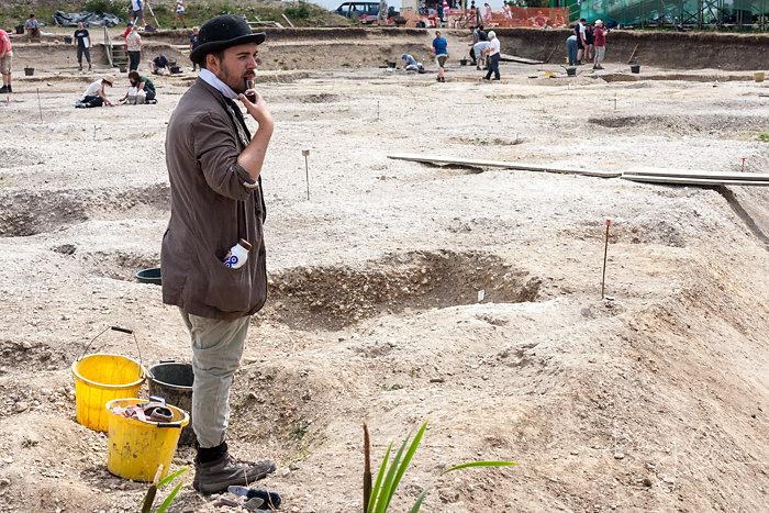 Roman Archaeology Dig